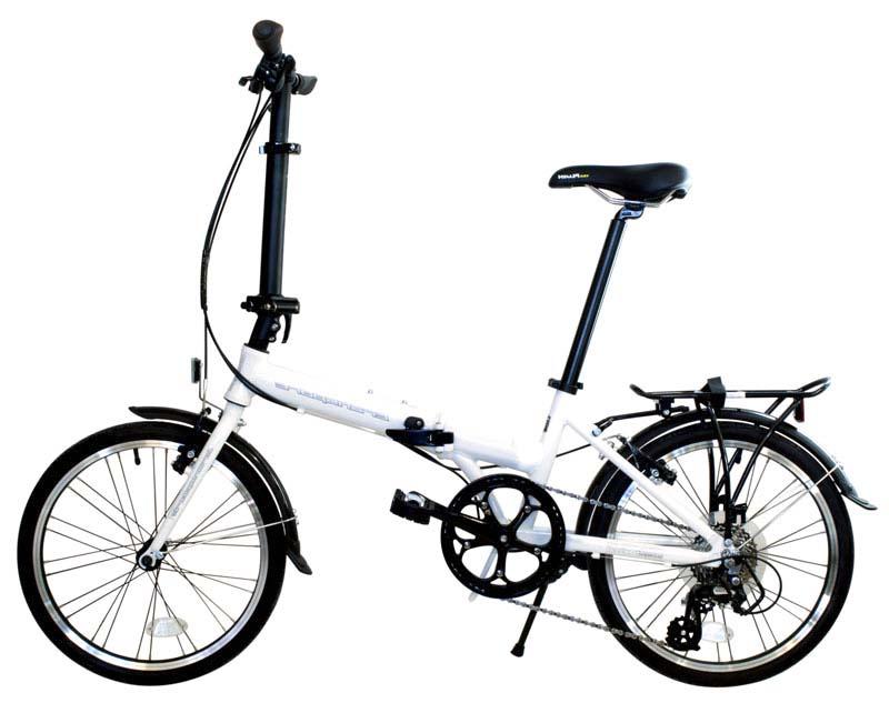 Складной велосипед Carrera Transport