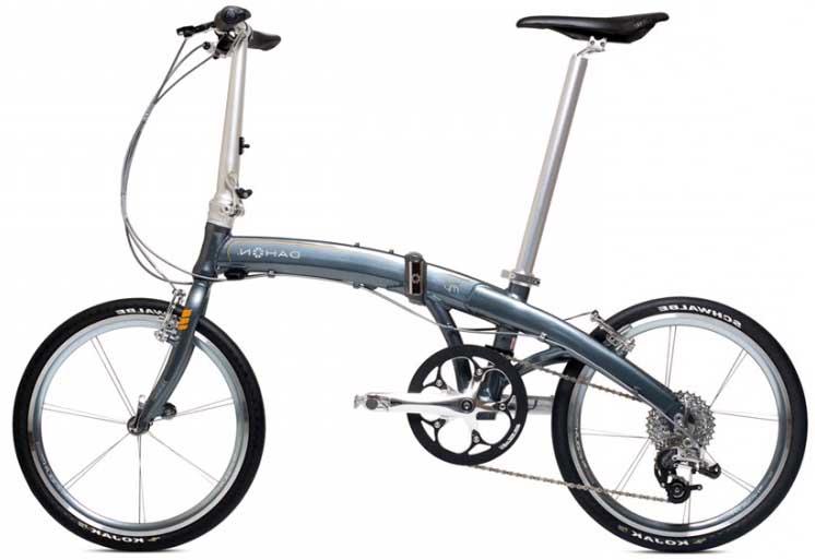 Складной велосипед Dahon Mu SL Magnesium