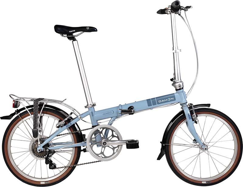Складной велосипед Dahon Speed D7