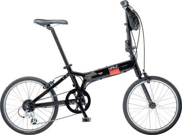 Складной велосипед Giant Halfway 1
