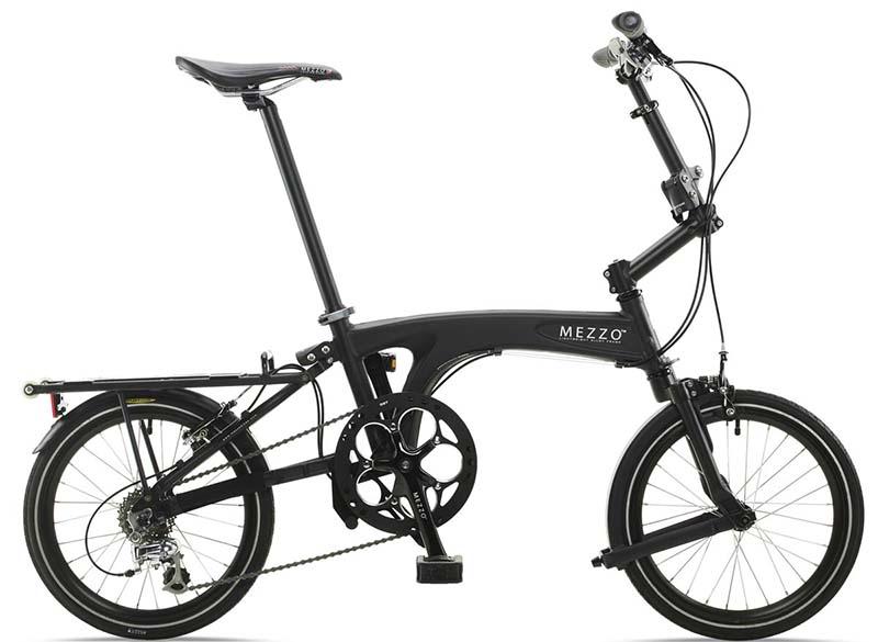 Складной велосипед Mezzo D10