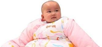 Спальник для малыша Wellbur Detachable Cotton
