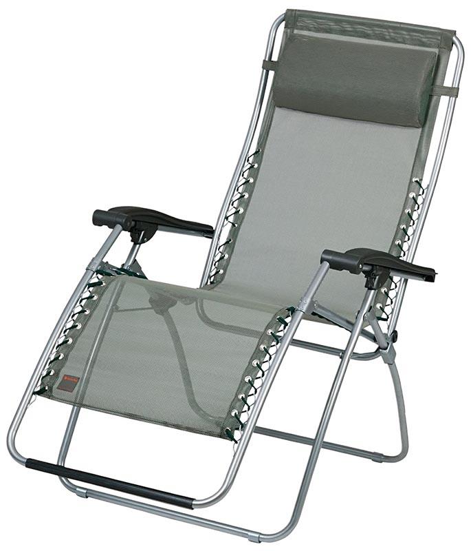 Самый лучший туристический стул для похода Lafuma RSX