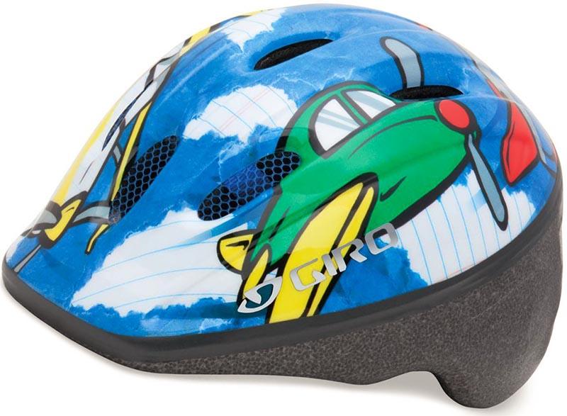 Самый лучший велосипедный шлем для малышей Giro Me2 Infant