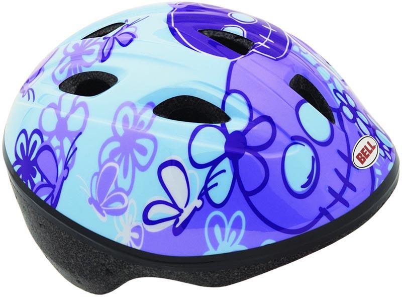 Велосипедный шлем для маленького ребёнка Bell Zoomer Toddler