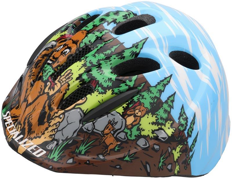 Защитный велосипедный шлем для малышей Specialized Small Fry Toddler