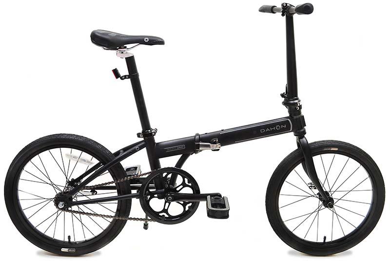 Самый лёгкий складной велосипед Dahon Speed Uno