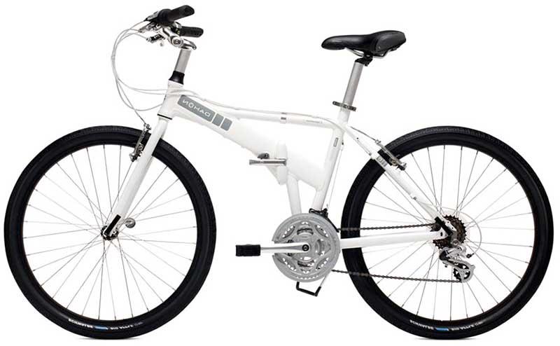 Складной велосипед Dahon Espresso с большими колёсами