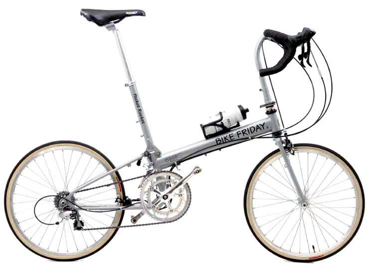 Складной велосипед Bike Friday