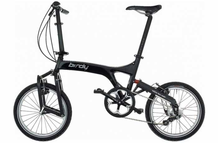 Складной велосипед Birdy