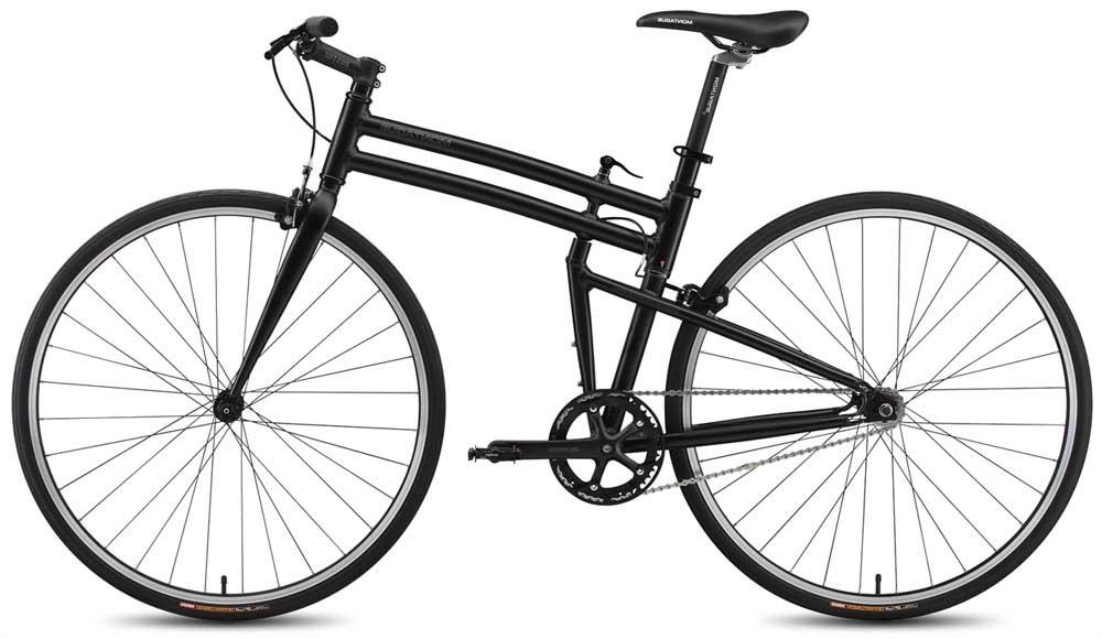 Складной велосипед Montague Boston 8