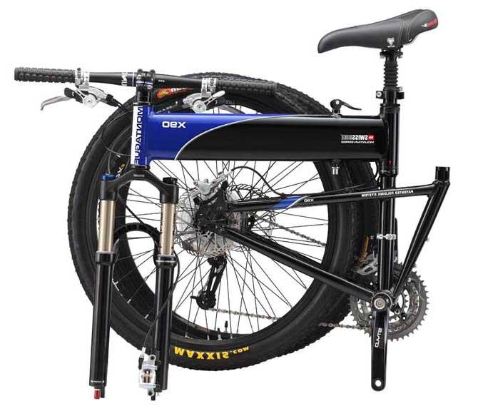 Городской велосипед Montague