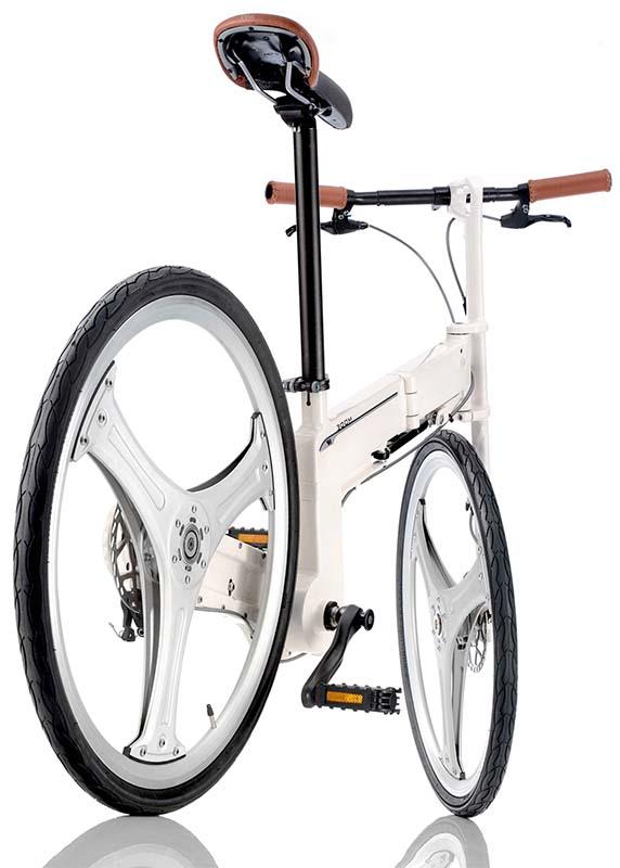 Складной велосипед Pacific Cycles