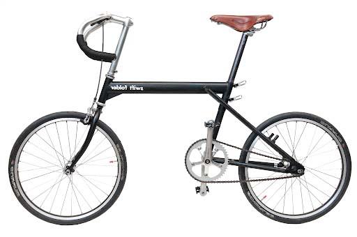 Складной велосипед Swift Folder