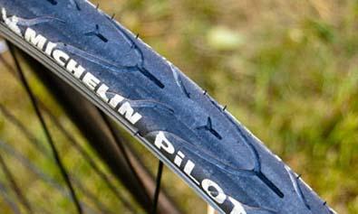 Протектор велосипедных покрышек Michelin Pilot Sport HD
