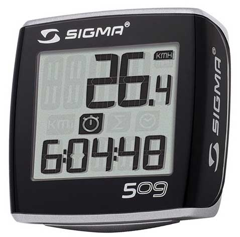 Велокомпьютер Sigma Sport BC 509