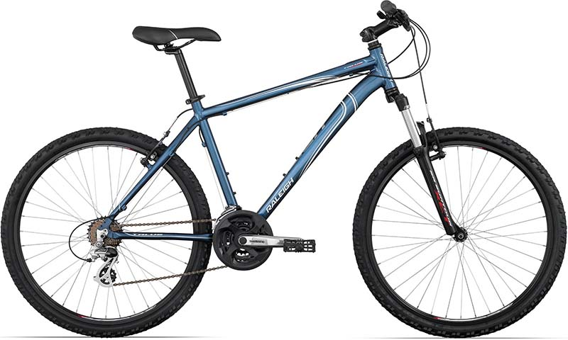 Недорогой горный велосипед Raleigh Talus 3.0