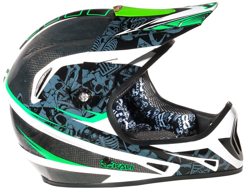BMX шлем Kali Protectives Avatar 2 Spinal