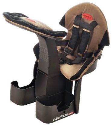 Самое лучшее детское велокресло WeeRide Kangaroo Ltd Special Edition