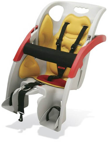 Детское кресло для велосипеда CoPilot Limo