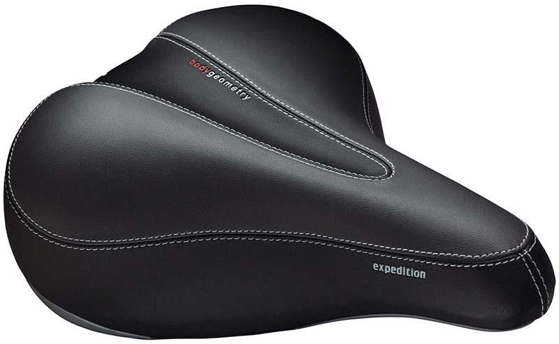 Самое лучшее комфортное седло для велосипеда Specialized Expedition Gel