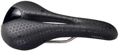 Велосипедное дорожное седло Terry Fly TI Gel
