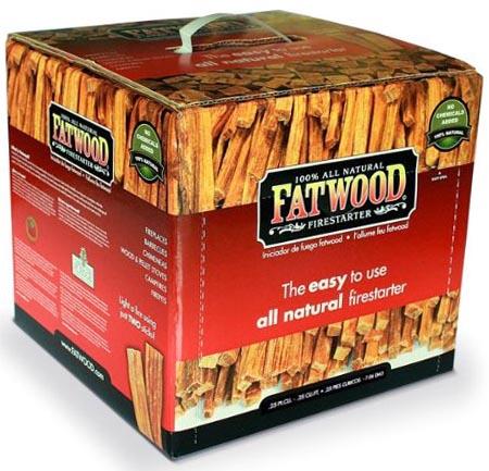 Растопка Fatwood