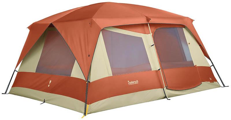 Самая лучшая туристическая семейная палатка Eureka Copper Canyon на 12 человек