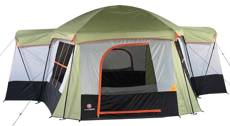 Семейная палатка Swiss Gear Montreaux Ten Person Family Dome