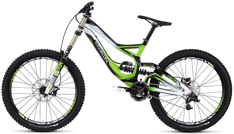 Горный велосипед для даунхилла Specialized Status 1