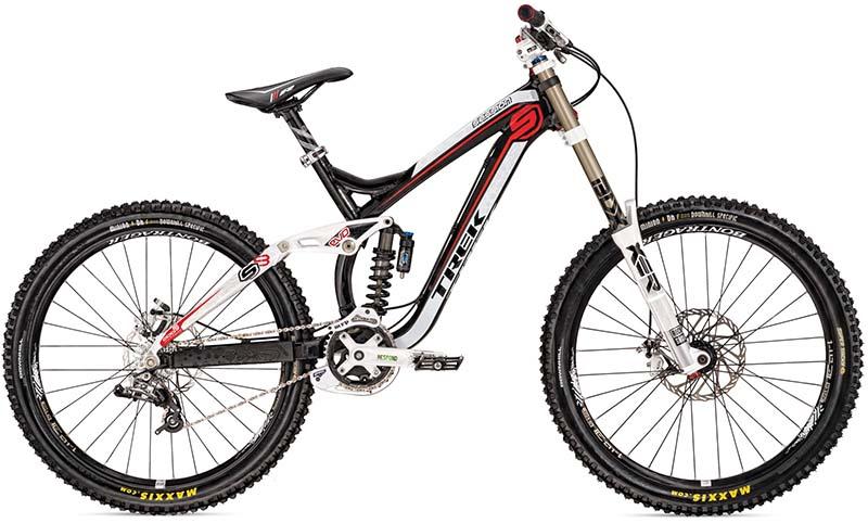 Горный велосипед для даунхилла Trek Session 8