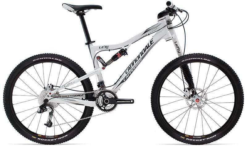Горный даунхильный велосипед Cannondale RZ One-Twenty 1