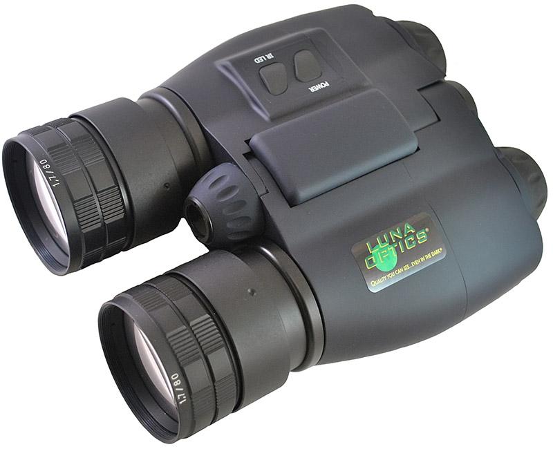 Бинокль ночного видения Luna Optics 5x80 LN-SB50