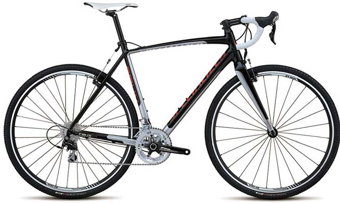 Самый лучший циклокроссовый велосипед Specialized CruX Elite Disc Apex