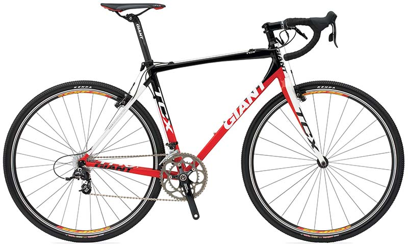 Циклокроссовый велосипед Giant TCX 1