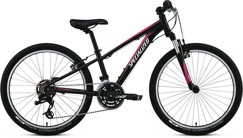 Самый лучший детский горный велосипед Specialized Hotrock 24 XC