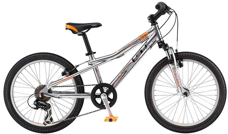 Горный велосипед для ребёнка GT Aggressor 20