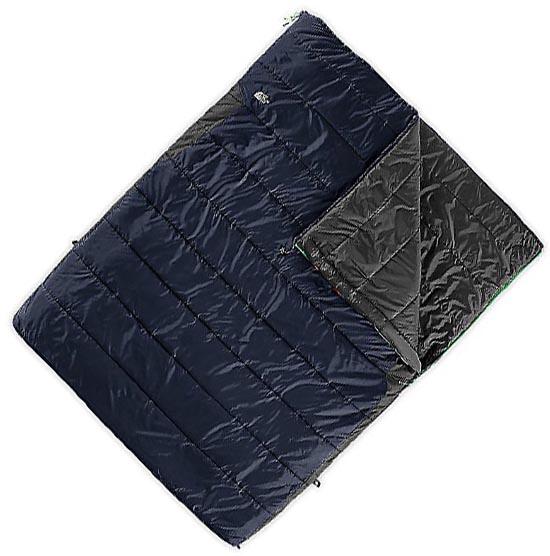 Самый лучший двойной спальный мешок North Face Dolomite 3S Bx 2013