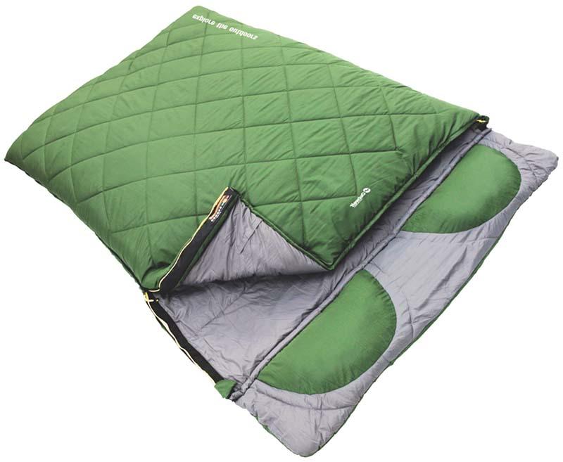 Двуспальный спальный мешок Outwell Contour