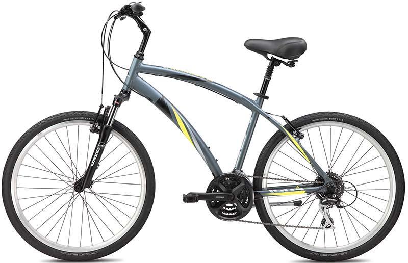 Гибридный комфортный велосипед Fuji Crosstown 26 1.1