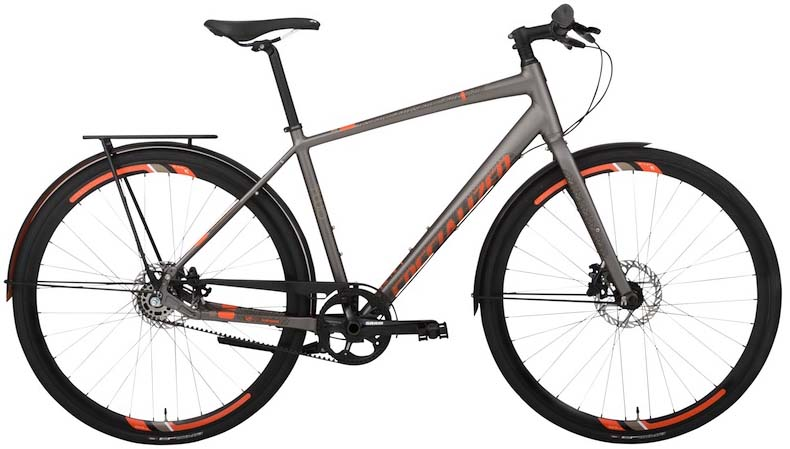 Самый лучший велосипед гибрид Specialized Source Two SE Limited