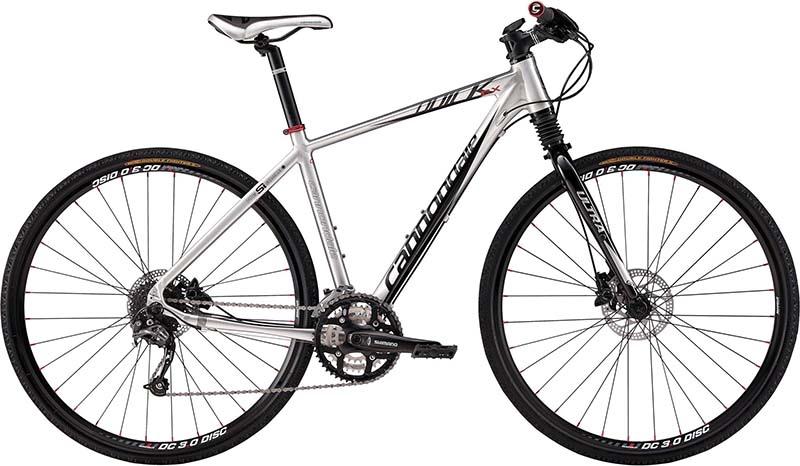 Гибридный велосипед Cannondale Quick CX1