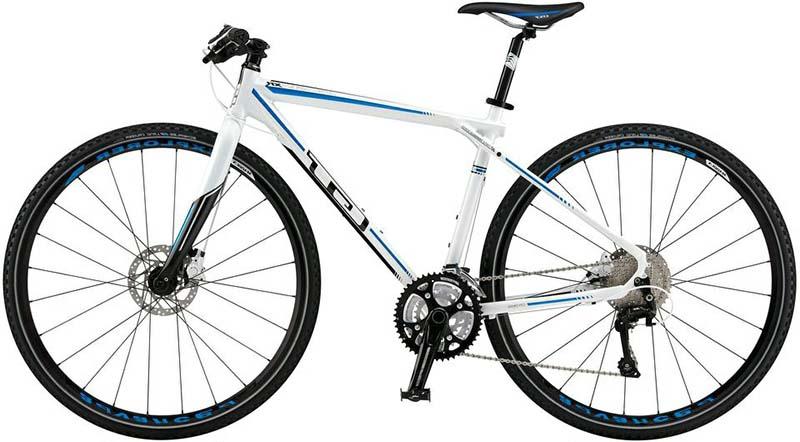 Гибридный велосипед GT Transeo 1.0