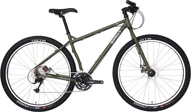 Универсальный велосипед гибрид Surly Ogre