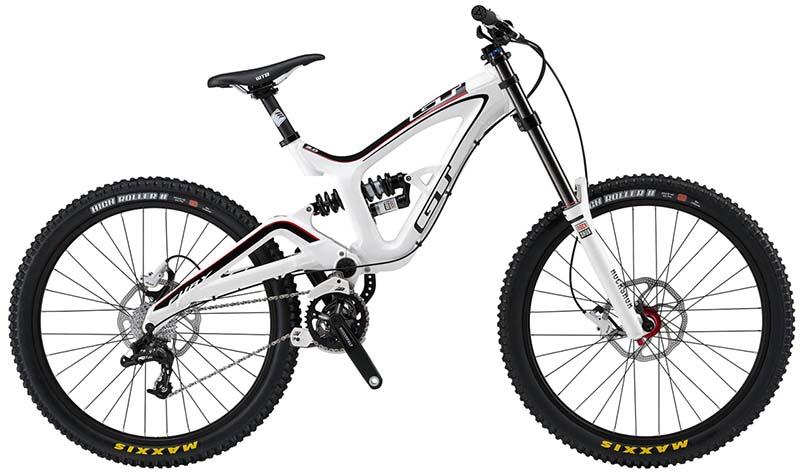 Горный велосипед для фрирайда GT Fury Alloy 3.0