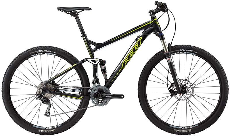 Горный велосипед 29 дюймов Felt Edict Nine 50