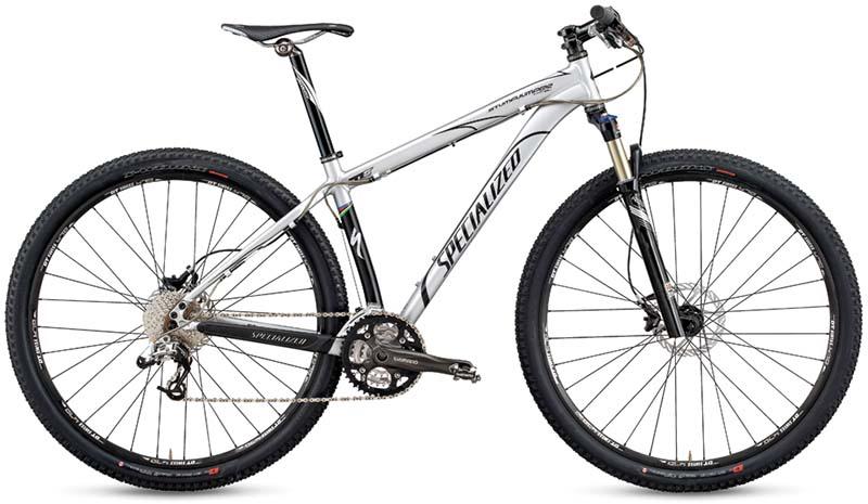 Горный велосипед 29 дюймов Specialized Stumpjumper Comp 29