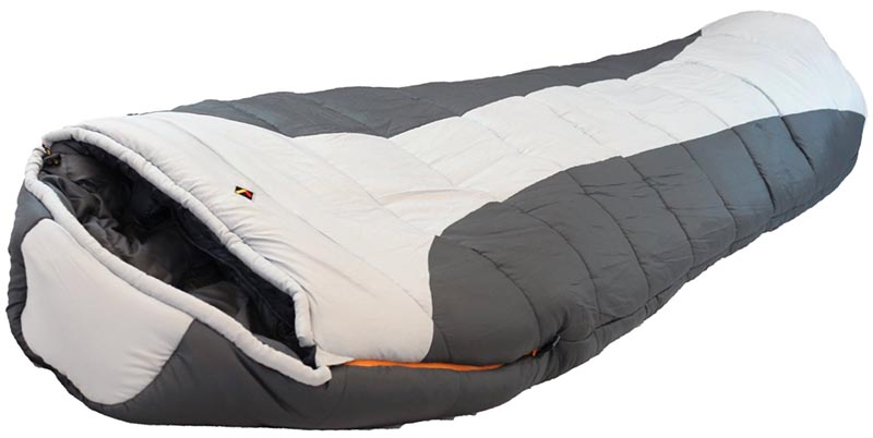 Лёгкий спальный мешок кокон Ledge Sports X-Lite Oversize Ultra Light