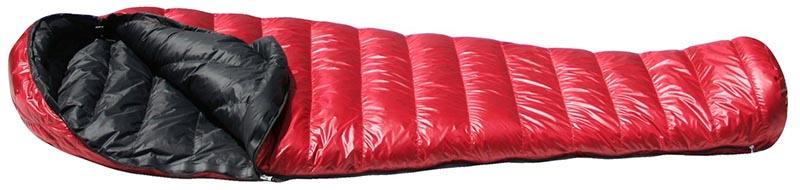 Лёгкий спальный мешок Western Mountaineering Summerlite