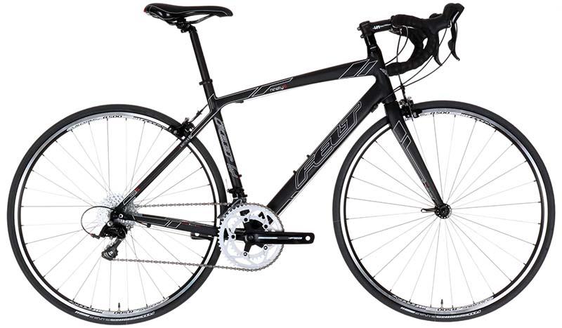 Самый лучший недорогой шоссейный велосипед Felt Z95